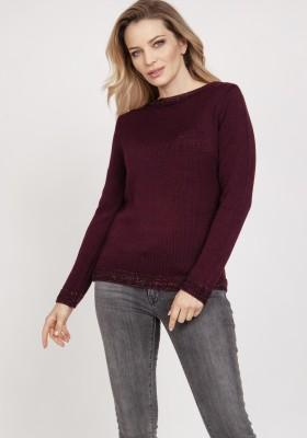 SWE216 burgundy